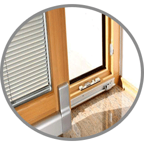 پنجره upvc & AL فولكس واگنی